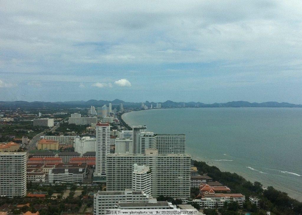 泰国城市风景图片
