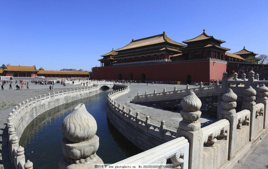 故宫 北京 建筑 柱子 皇宫 宫殿 皇家 中国标志 建筑摄影 建筑园林