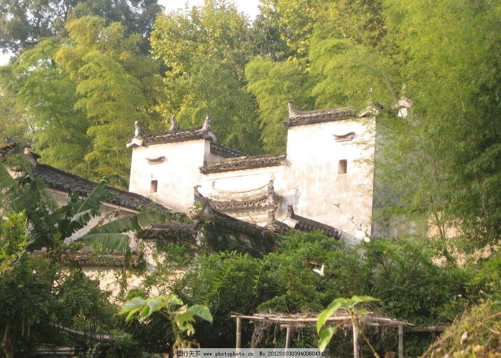 古建筑 宏村 安徽 写生 旅游 民俗 房屋 居住 自然 天然 建筑摄影