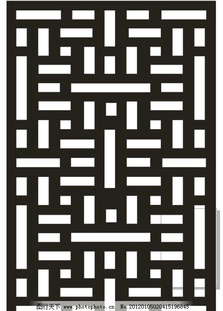 中式花窗图片图片