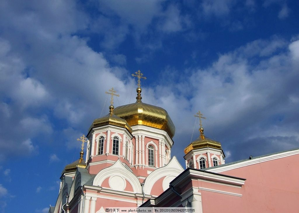 基督教教堂图片