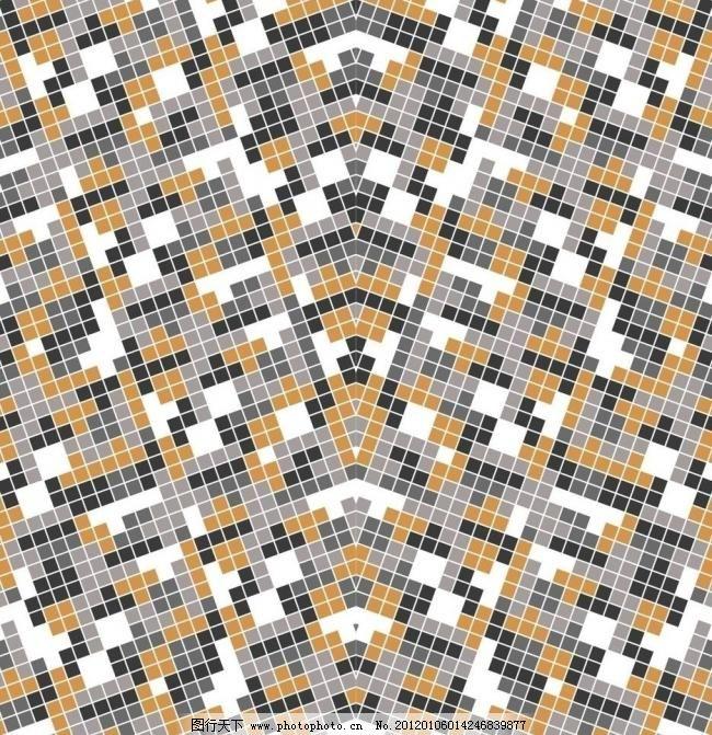 面料印花 几何图形 布纹 刺绣 动物 动物图案 二方连续图 服饰
