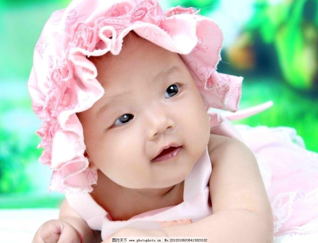 小公主百日照 小公主 女宝宝 宝贝 百日照 儿童幼儿 人物图库 摄影