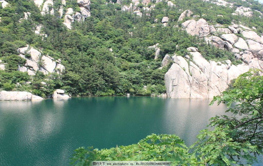 湖水 山麓 树木 森林 树林 划船 旅游 自然 幽静 山水田园 山水风景