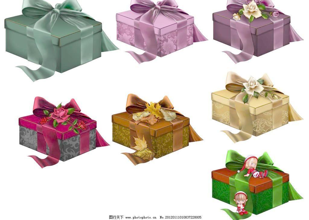 欧式包装礼盒图片