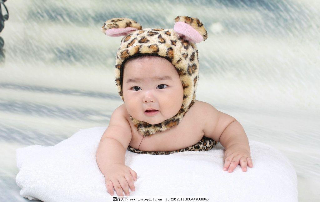 宝宝照 宝宝百天照 婴儿 宝贝 艺术照 幼儿 漂亮 男孩 笑脸 儿童幼儿