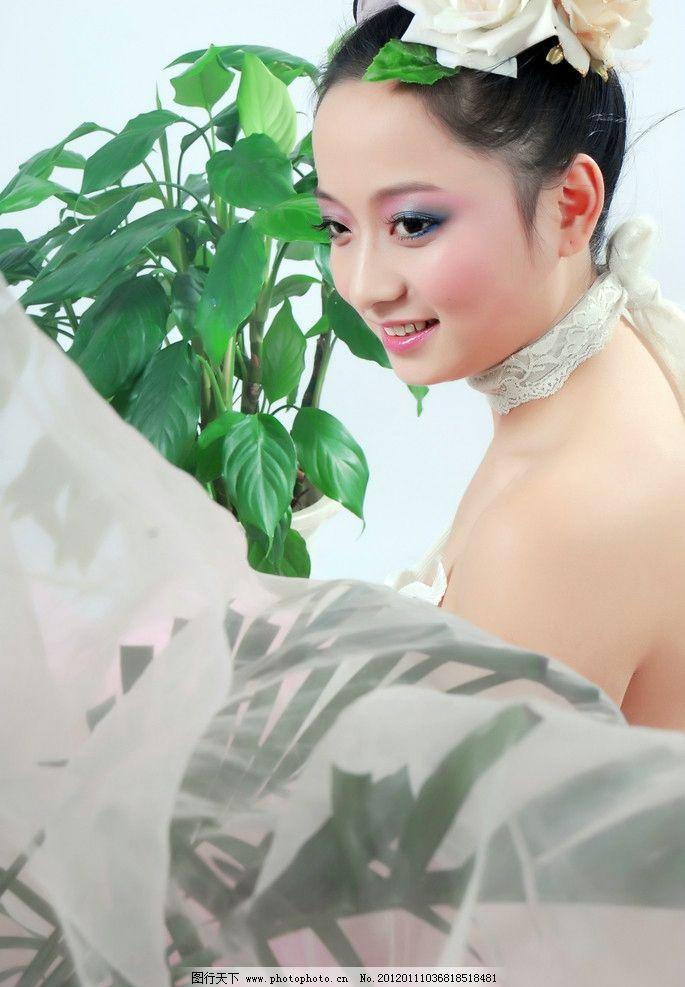 美女艺术照 艺术照 美女 女人 可爱女人 女性女人 人物图库 摄影 300