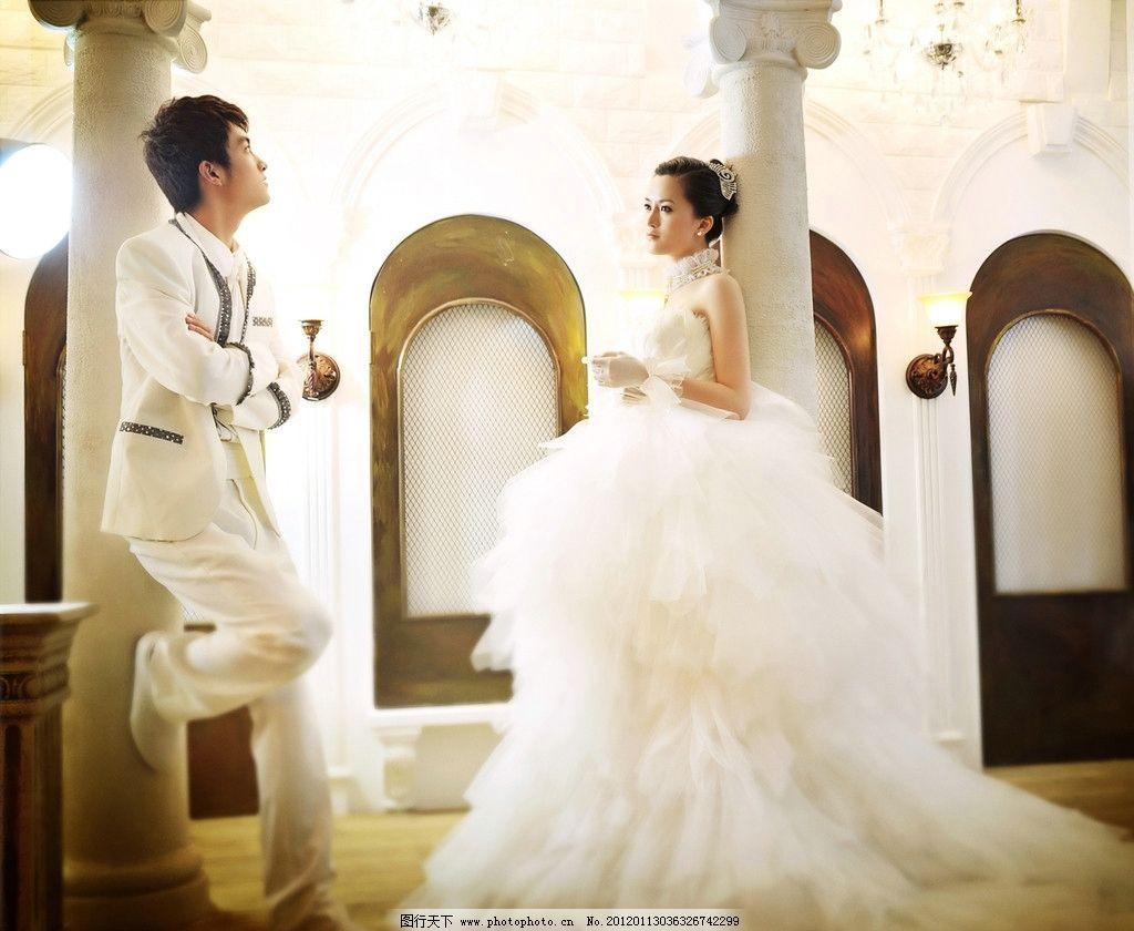 婚纱图片 婚纱摄影 婚纱样片 美女 帅哥 白纱 韩式样片 200dpi 人物摄