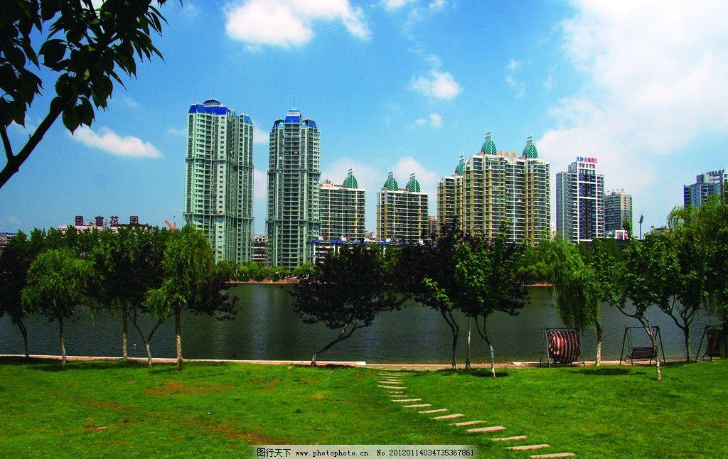 武汉建筑 武汉西北湖 武汉风景 高楼 建筑景观 摄影