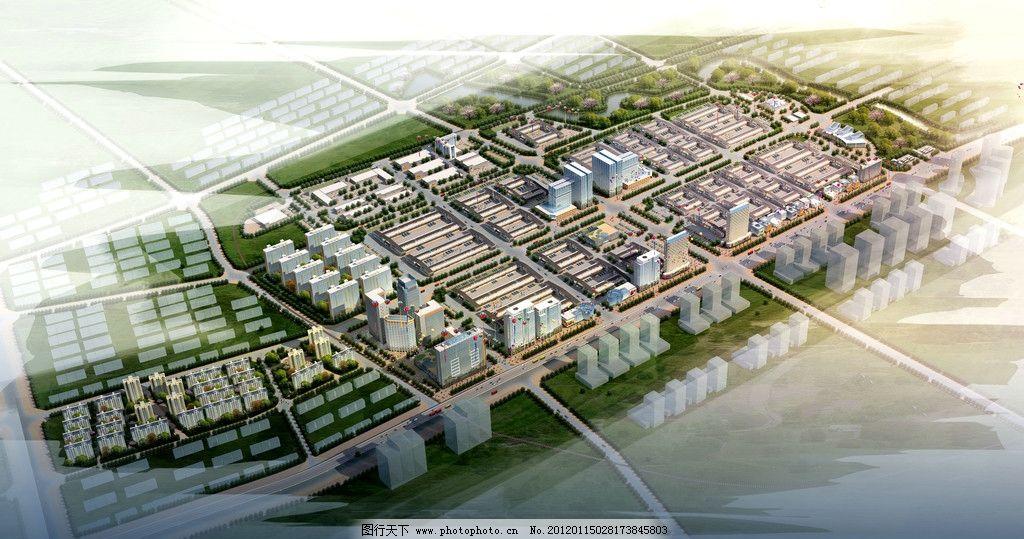 公园 园林 市民广场 建筑效果图 地产 房地产 景观设计 环艺设计 城市
