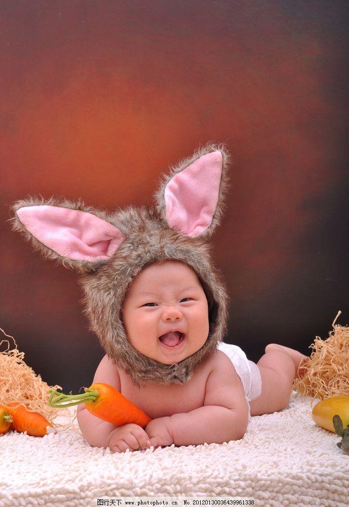 大笑宝宝图片