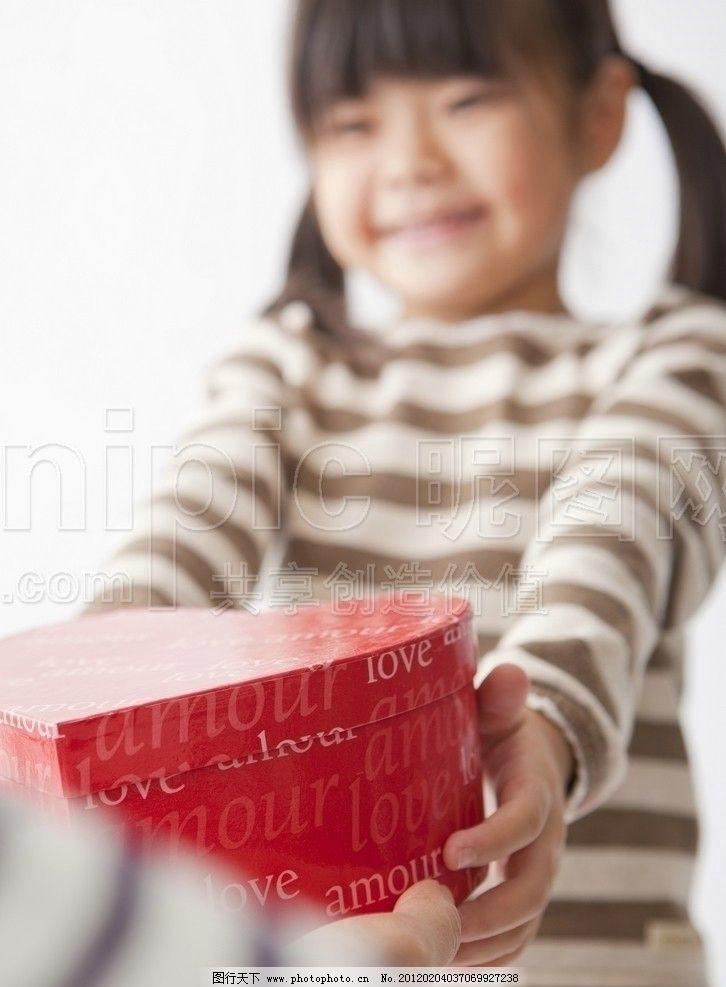 送礼物图片