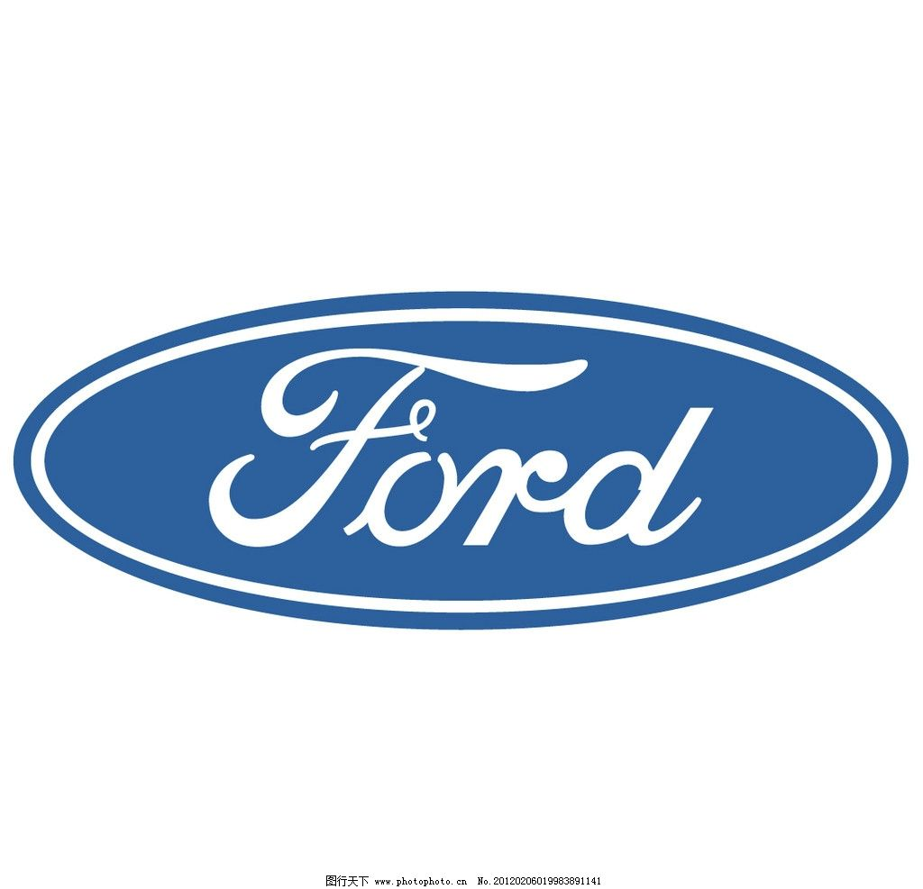 福特汽车logo标识图片