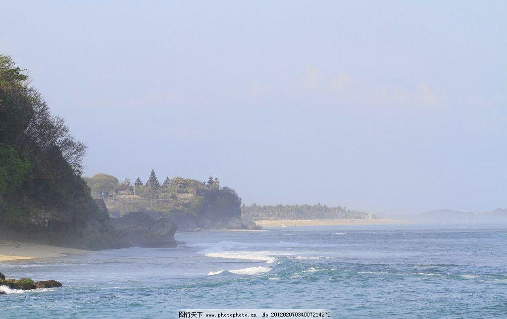 巴厘岛海景风光图片