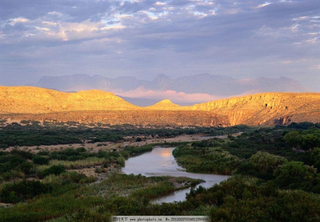 非洲图片_自然风景_自然景观_图行天下图库