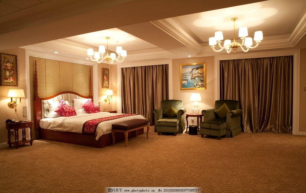 酒店      照片      吊顶 双人床 套房 行政套房 高级套房 标准间