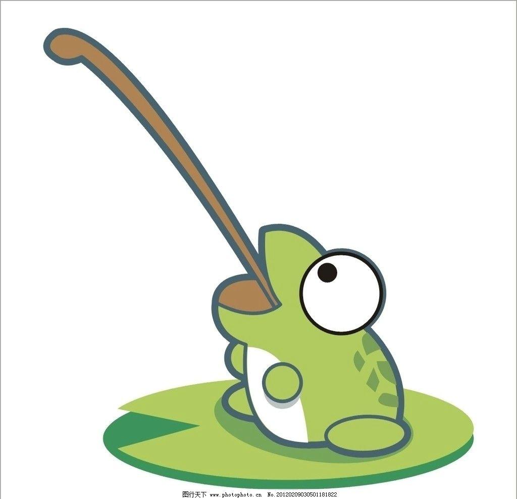 两栖动物 青蛙 卡通图片_两栖动物 青蛙 卡通图片