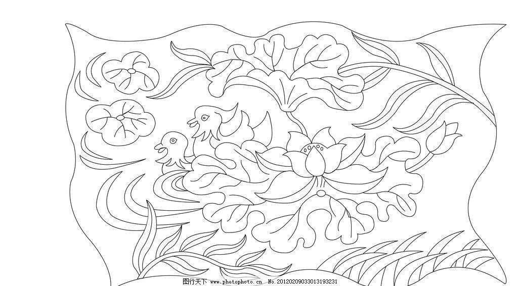 简笔画 设计 矢量 矢量图 手绘 素材 线稿 1024_566