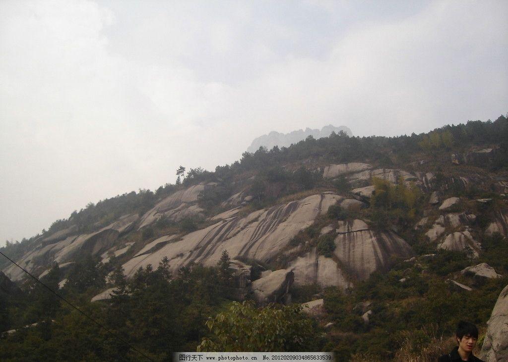 上饶灵山风景图片