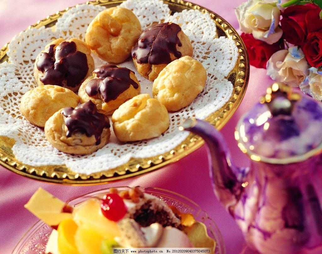 西式糕点 糕点 美食 传统美食