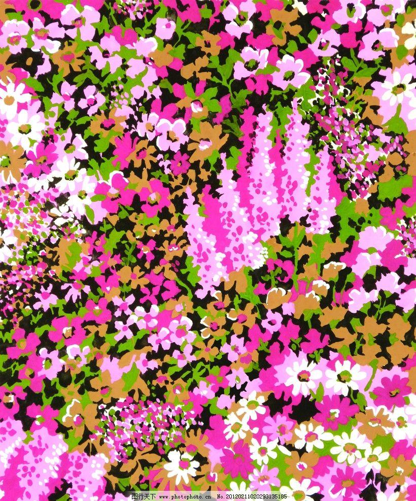 时尚水粉花卉 水粉花卉 水粉 花卉 图案设计 图案 底纹 设计 花纹