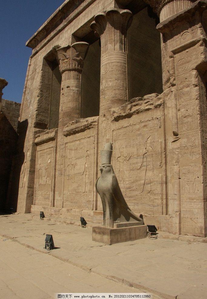 埃及风光图片,风景 景色 神殿 遗址 旅游 名声 古迹