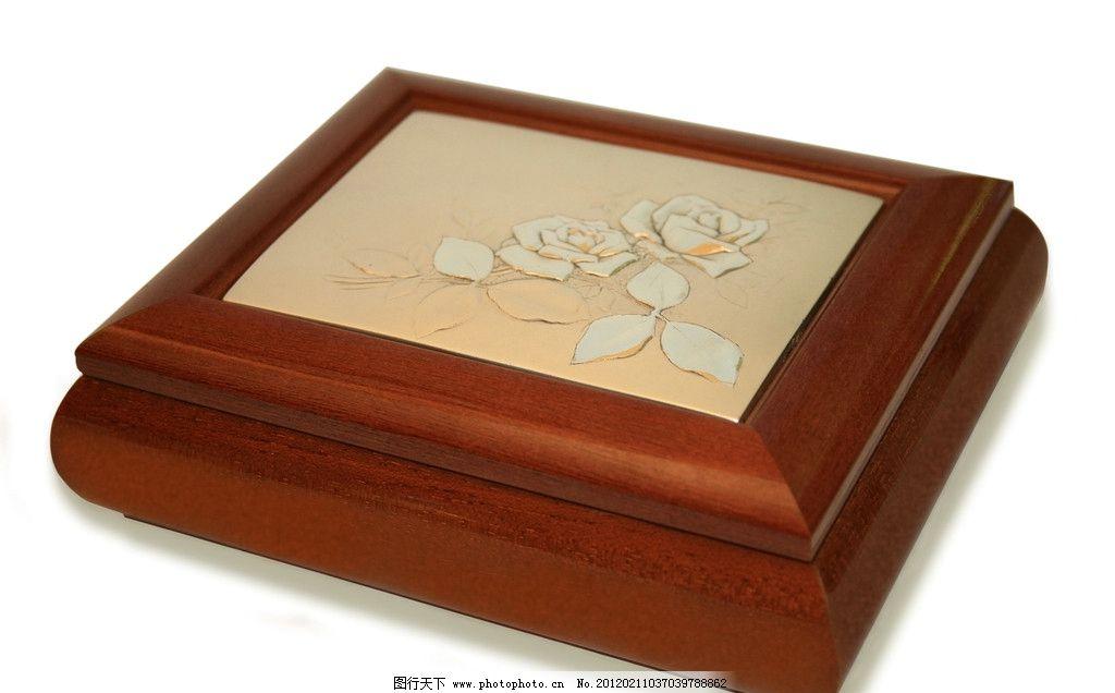 木头盒子 雕刻 雕花