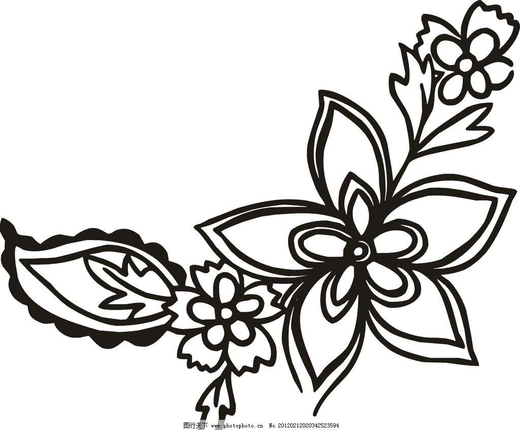 花纹矢量图图片