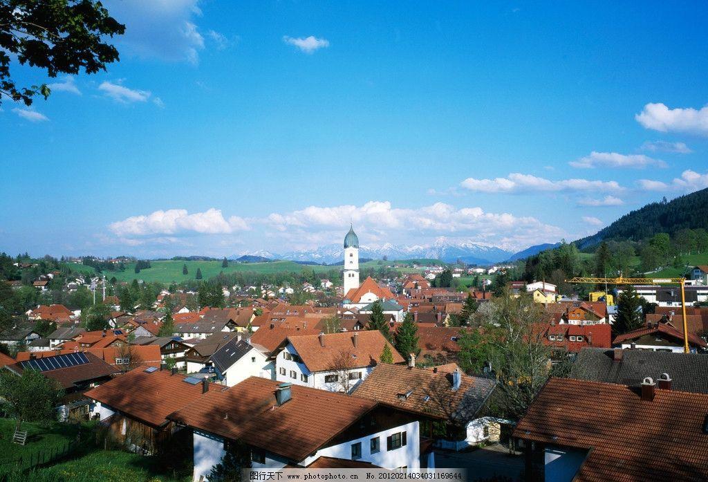欧洲瑞士旅游风景图片_国外旅游_旅游摄影_图行天下
