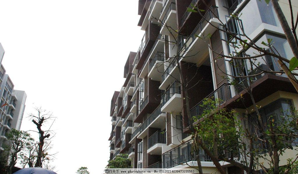 建筑外立面 建筑 房地产建筑 瓷砖外立面 刷漆外立面 大理石外立面