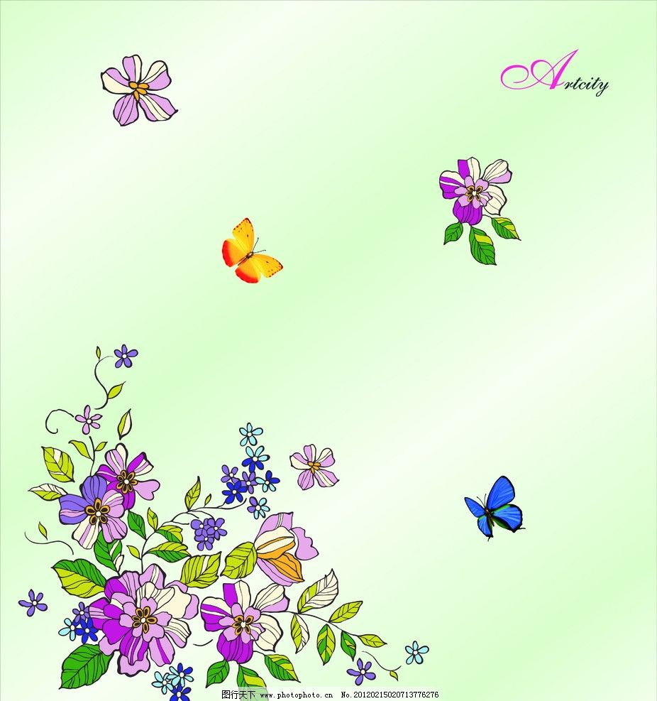 花纹图 花纹 蝴蝶 英文 移门 移门图案 底纹边框 设计 350dpi jpg