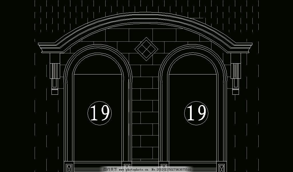 连窗套 建筑风格 欧式 古典 西式 室内设计 构件 窗套 装修 装饰 欧式