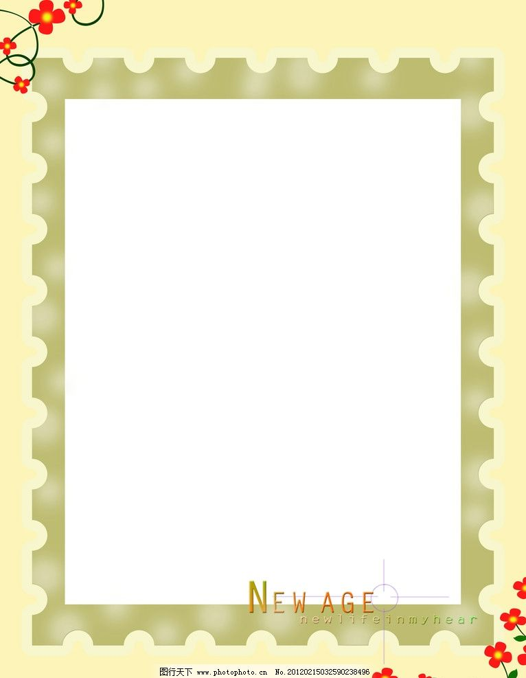 ppt 背景 背景图片 边框 模板 设计 相框 766_987 竖版 竖屏