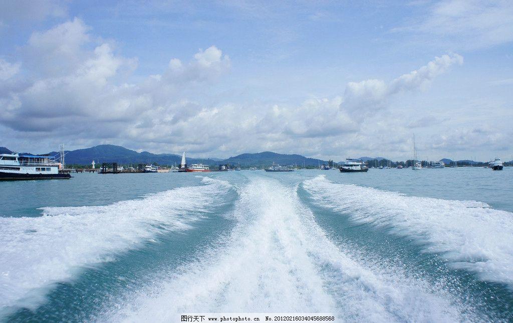 普吉岛风景图片