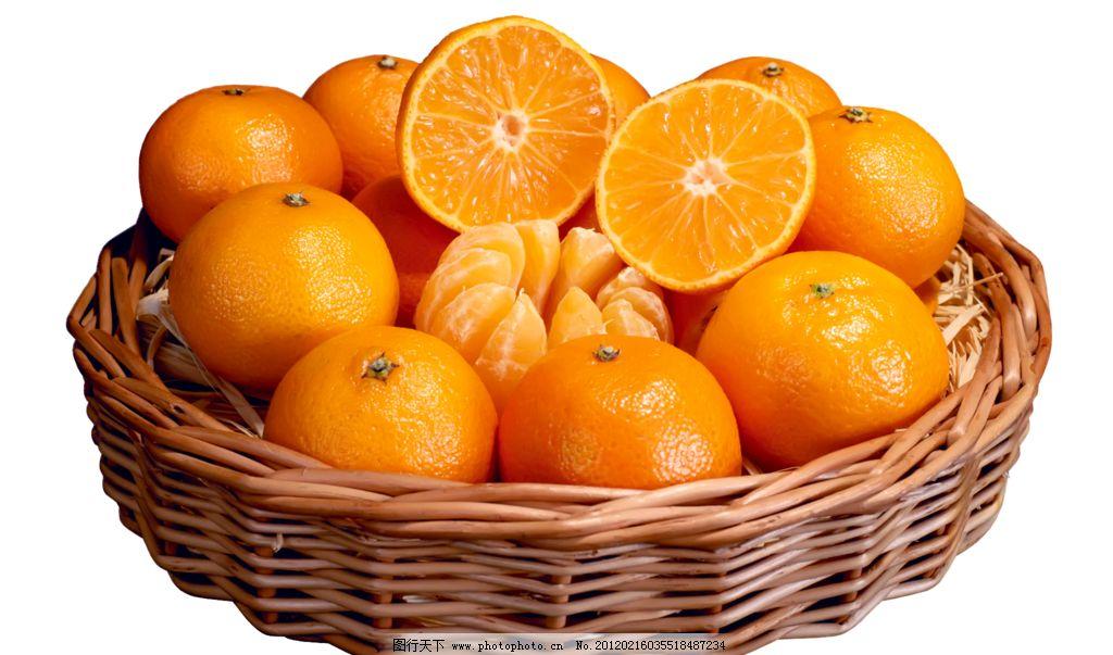 水果 橙子 橘子 柠檬 生物世界 摄影 28dpi png