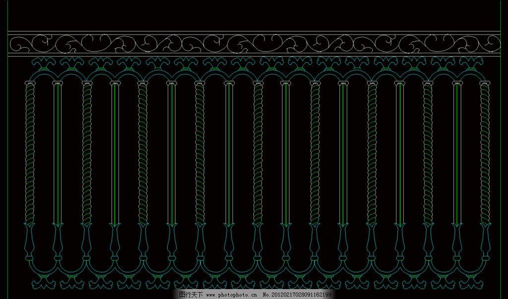 中式栏杆图片图片