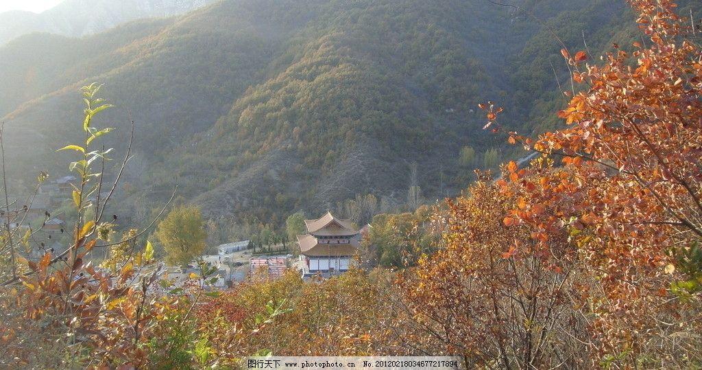 深秋大红寨(河南汝州) 大红寨 红叶节 红叶 深秋红叶 风景名胜 自然景
