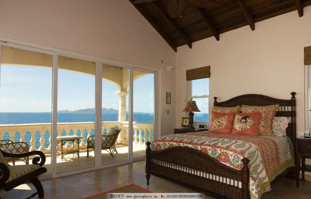 國外頂級豪華度假別墅酒店裝修設計圖片_室內攝影__圖