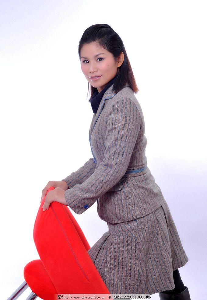 职场美女图片_日常生活
