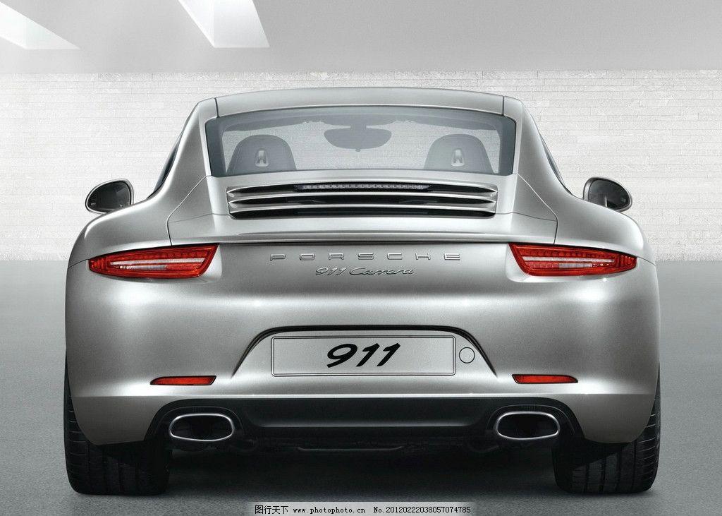 保时捷911跑车图片