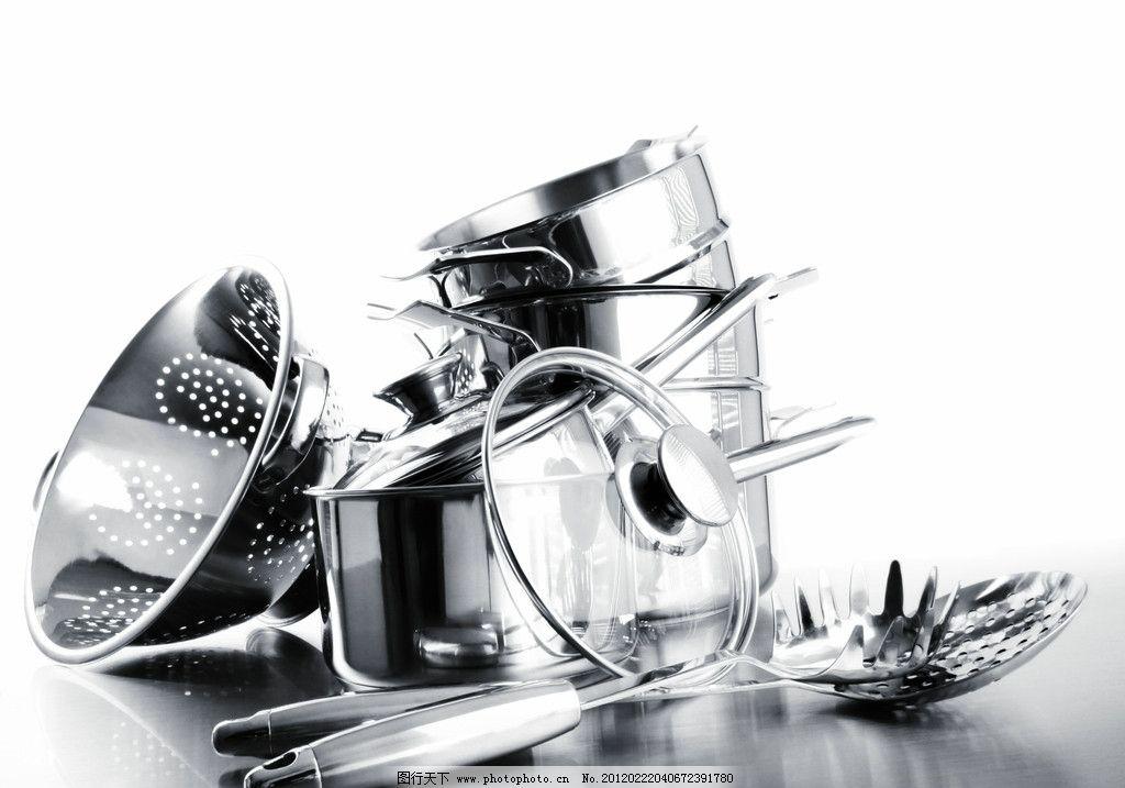 高清厨具图片素材 餐具 厨房 餐饮 料理 饮食 炊具 厨房用品