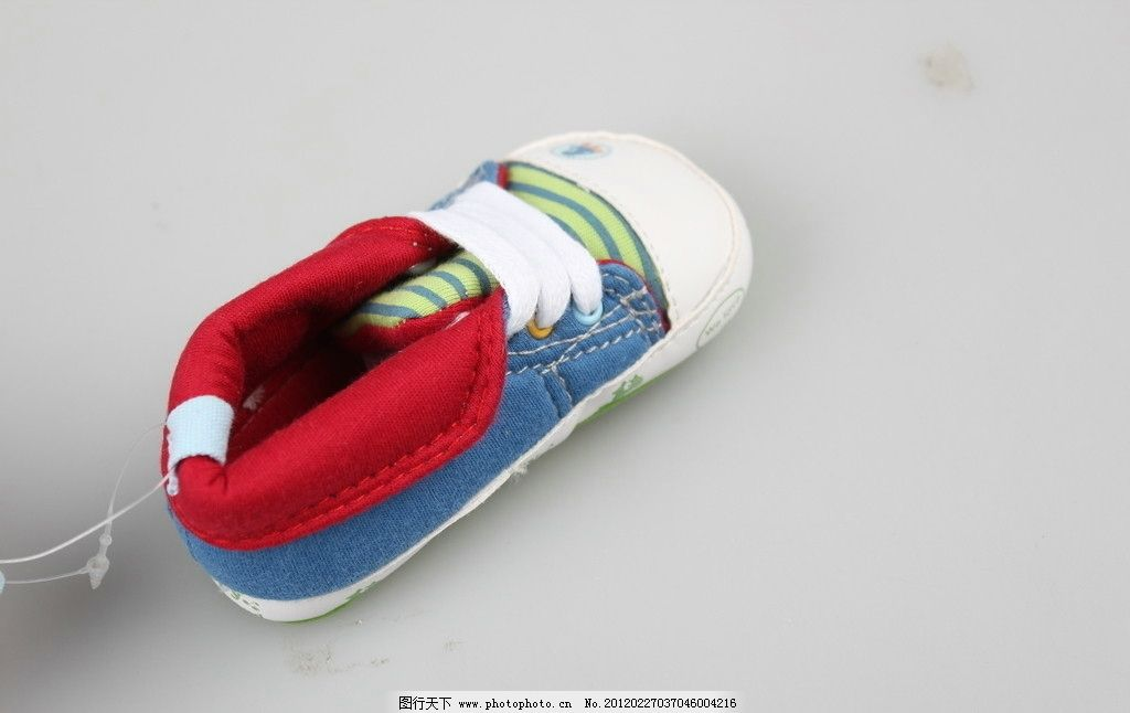 男宝宝鞋钩针图解