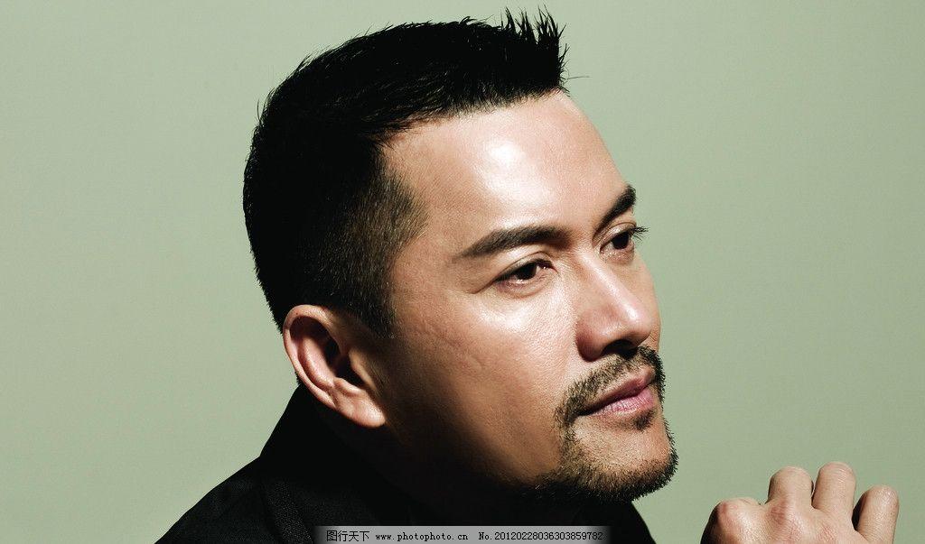 演员 吕良伟 写真 胡子 络腮胡 大胡子 男人 魅力 先生 时尚先生 明星