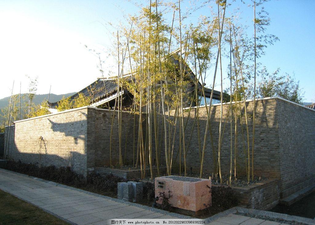 大理(非高清) 古建筑 老房子 大理 景觀 中式建筑 綠化 旅游 人文