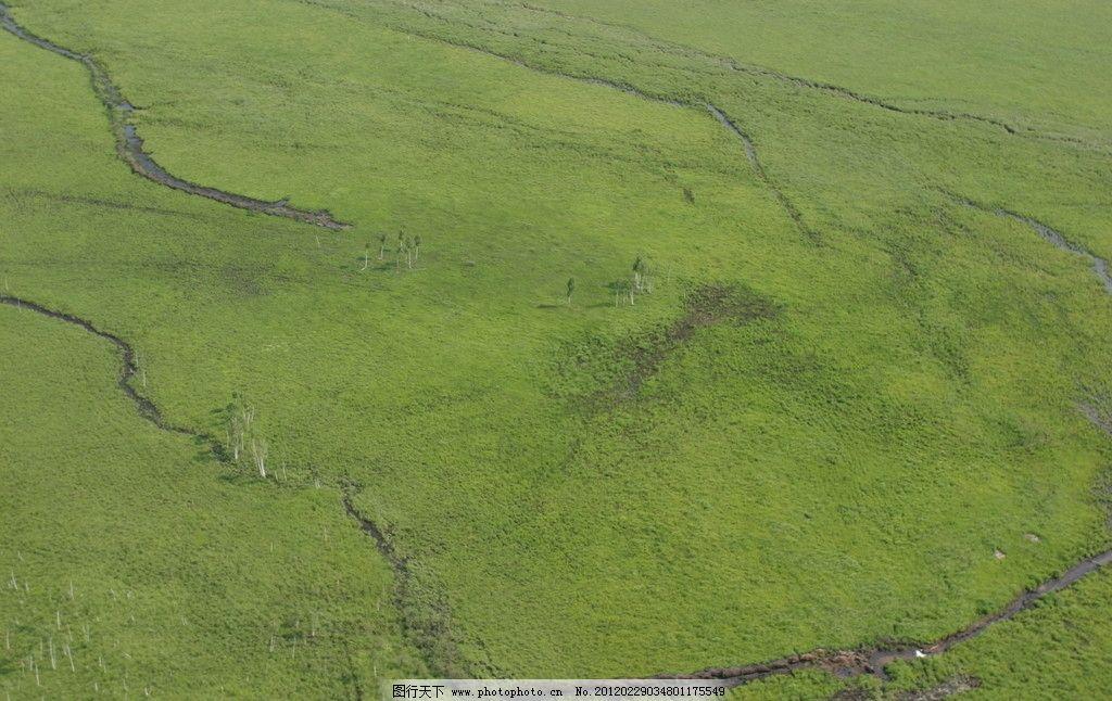 绿洲鸟瞰图 景观 绿地 俯视 高空 自然风景 自然景观 摄影