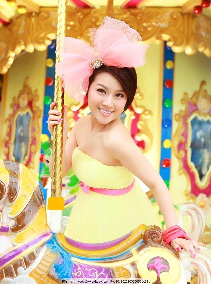 歌手 春天图片