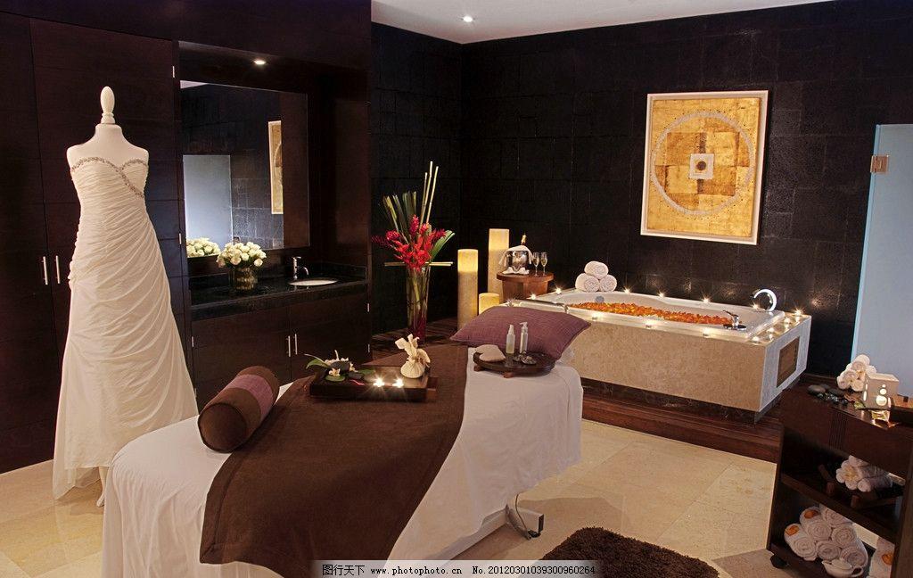 顶级豪华宾馆整体装修设计样板实景图片