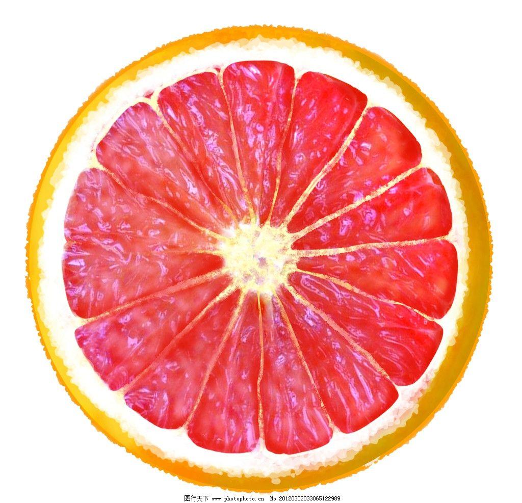可爱橙子平铺 壁纸