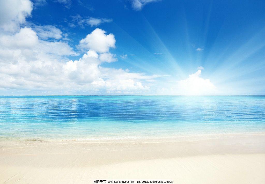 大海 海滩 树木 沙滩 海水 碧海蓝天 沙子 旅游 度假 巴厘岛 椰树