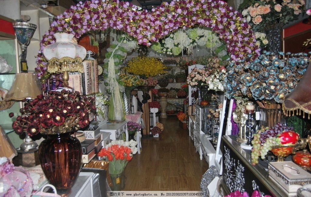 花店 花艺 花艺软装 软装花 花束 花篮 玫瑰 花瓶 花草 生物世界 摄影